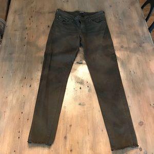 Joyrich Comfort Skinny Pants by Dear John, Olive